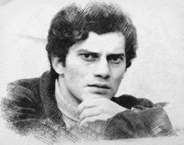 Luigi Tenco by Iannozzi Giuseppe