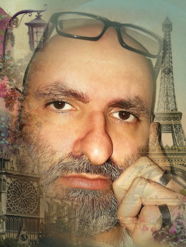 Iannozzi Giuseppe - cartolina da Parigi