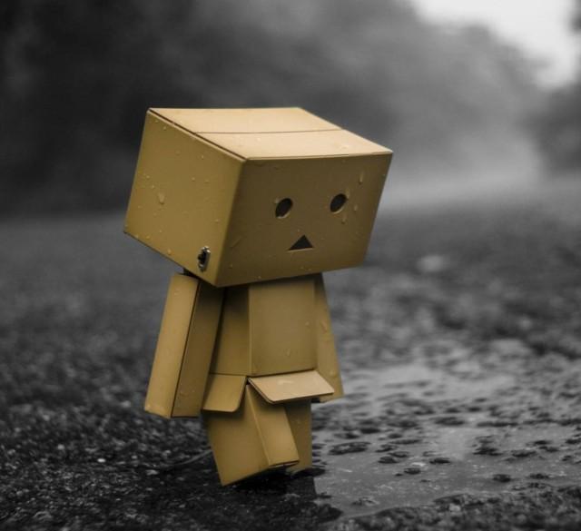 triste e solo