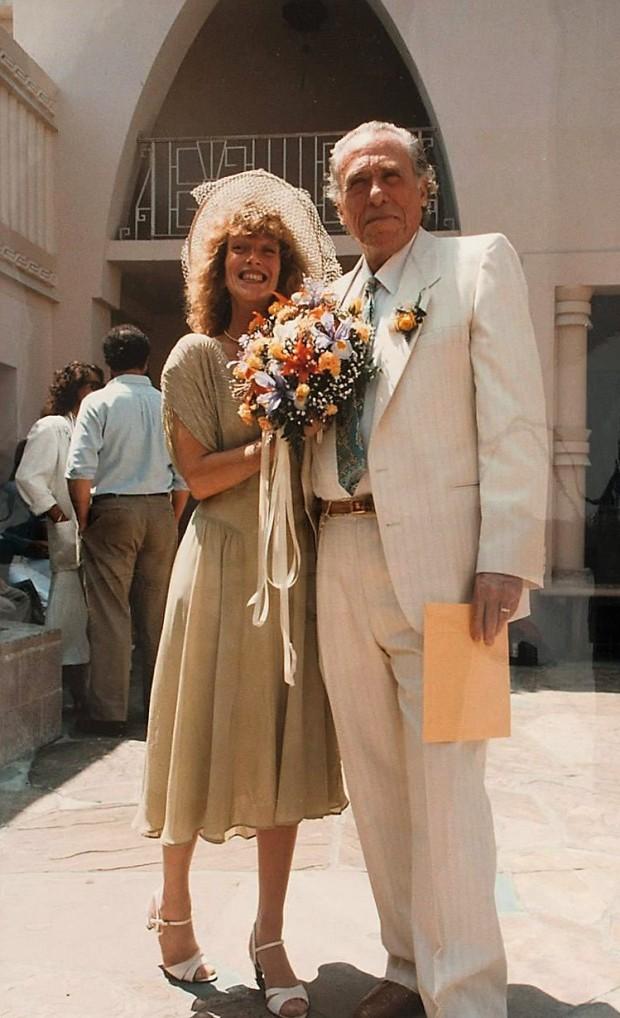 Charles Bukowski e Linda