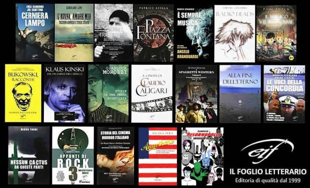 I libri de Il Foglio letterario di Gordiano Lupi