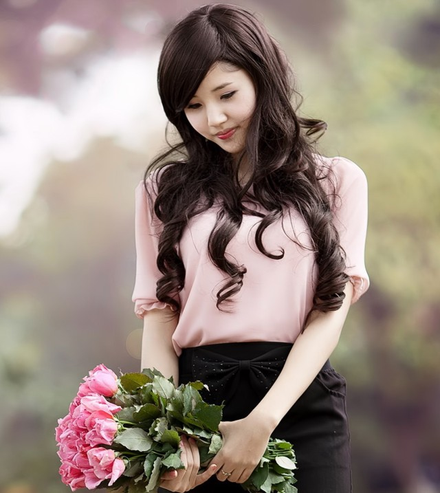 oriental-woman