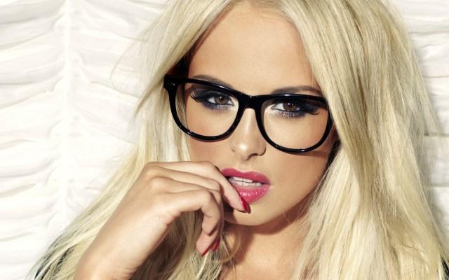 blonde-woman