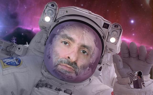 Iannozzi Giuseppe - astronauta