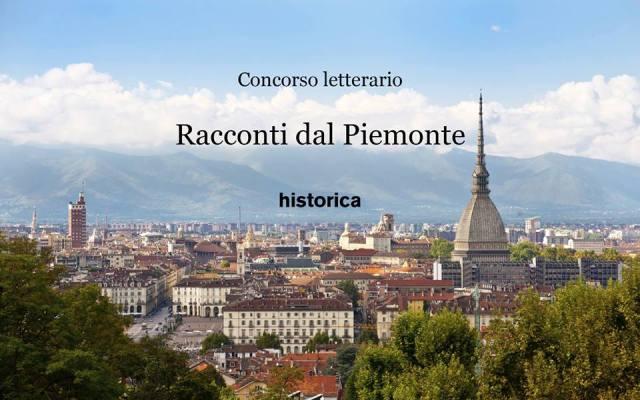Racconti dal Piemonte - concorso Historica edizioni