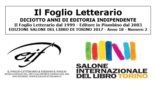 Il Foglio letterario - Salone del libro Torino 2017