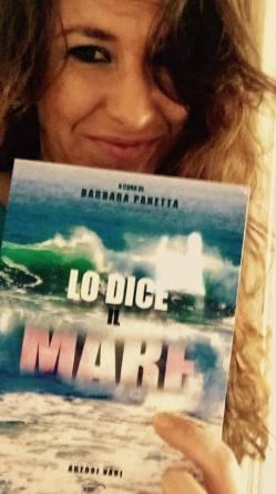 Lo dice il mare - AA.VV. - a cura di Barbara Panetta - Edizioni Il Foglio