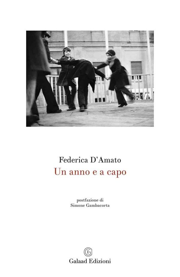 Un anno e a capo - Federica D'Amato - Galaad edizioni