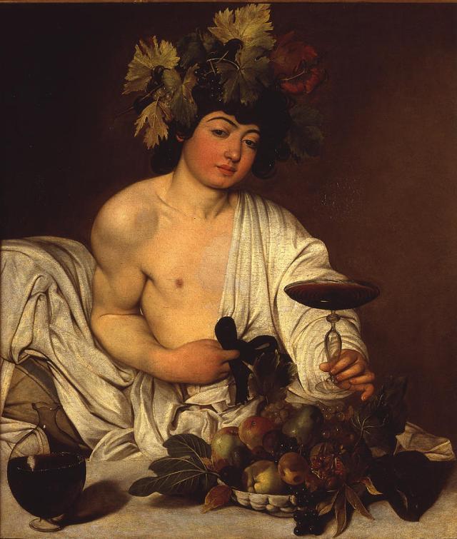 Bacco - Caravaggio