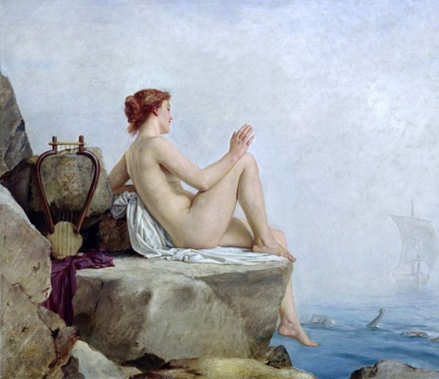 Siren - Edward Armitage