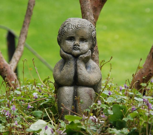 statua solitaria