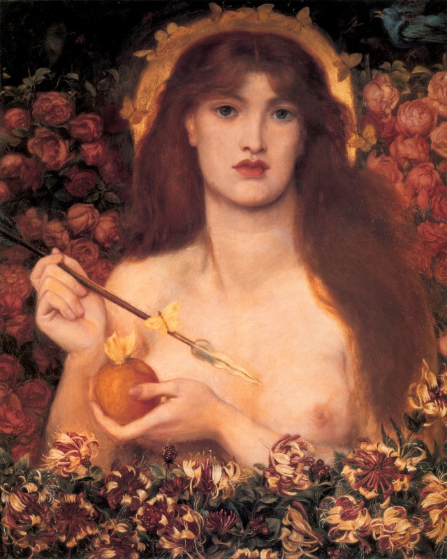 Gabriel Dante Rossetti - Venus Verticordia