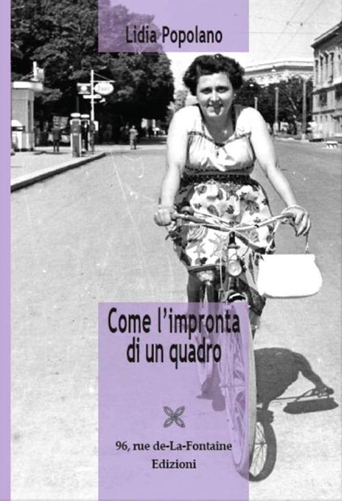 Lidia Popolano -Come l'impronta di un quadro