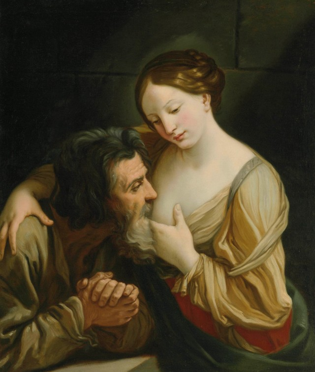 Roman Charity- Guido Reni