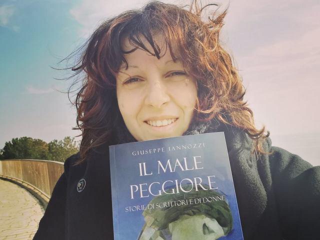 """Giulia Campinoti consiglia """"Il male peggiore"""" di Iannozzi Giuseppe"""