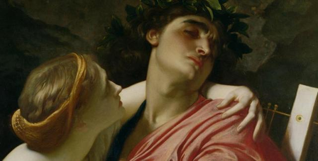 Frederic Leighton - Orfeo ed Euridice