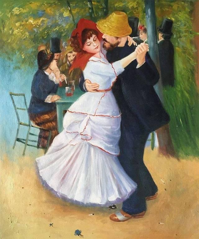 Renoir - Dance at Bougival