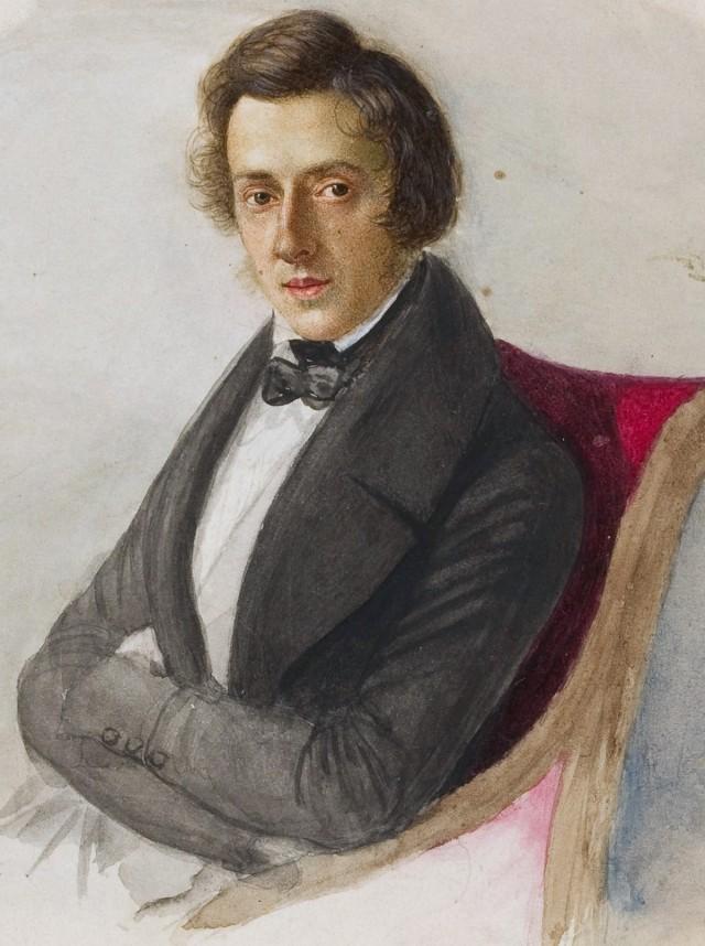 Fryderyk Chopin, by Maria Wodzińska