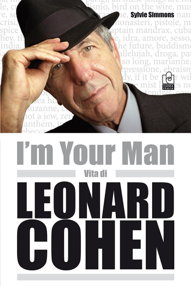 I'm Your Man - Vita di Leonard Cohen