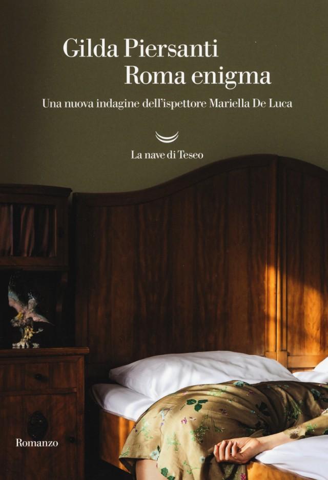 Gilda Piersanti - Roma enigma - La nave di Teseo