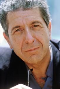 lLeonard Cohen