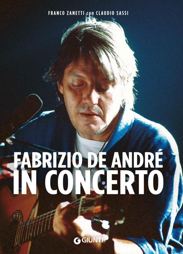 Fabrizio De André in concerto - Giunti