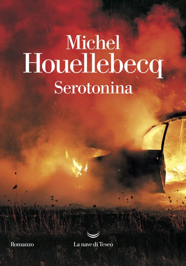 Michel Houellebecq - Serotonina - La Nave di Teseo