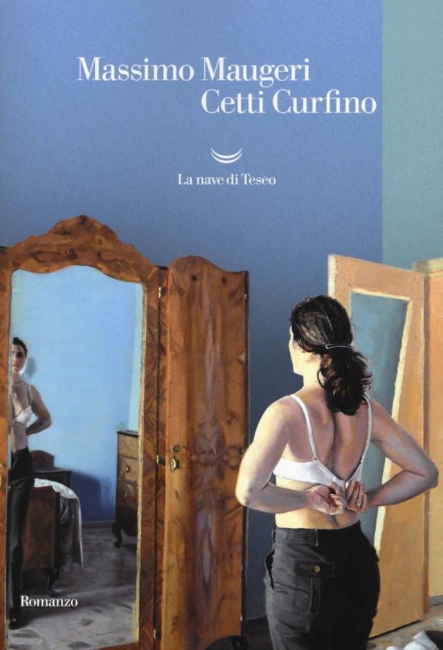 Cetti Curfino - Massimo Maugeri - La Nave di Teseo