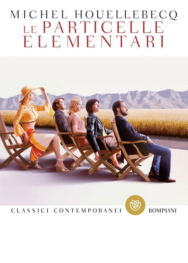 Le particelle elementari - Michel Houellebecq - Bompiani/Giunti
