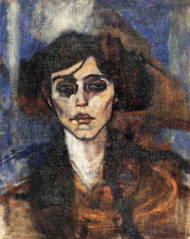Maude Abrantes - Modigliani