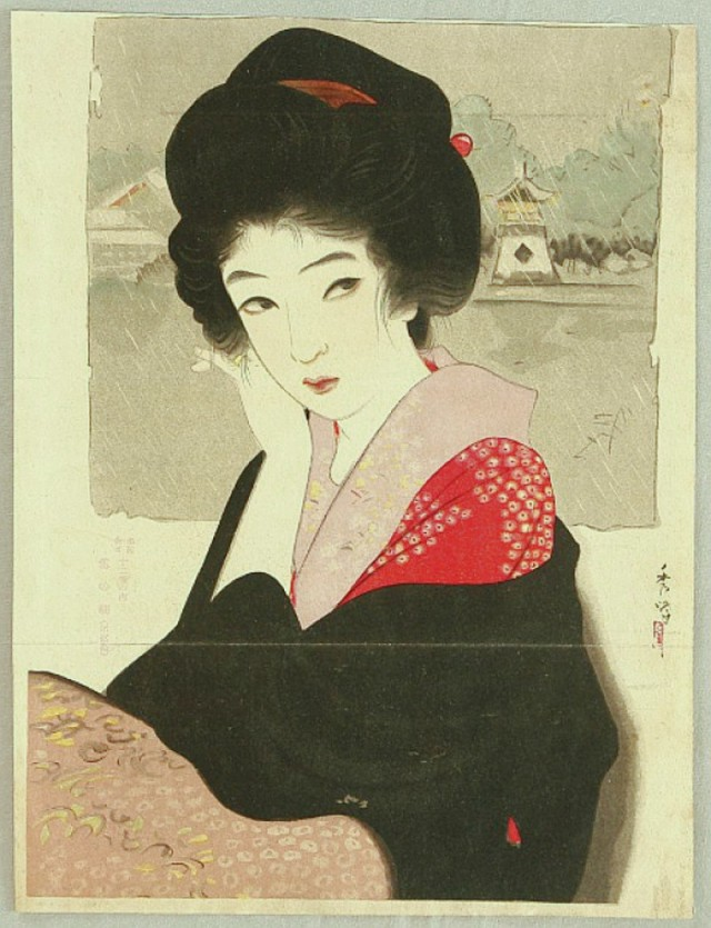 Shinobazu-by-Yamakawa-Shūhō