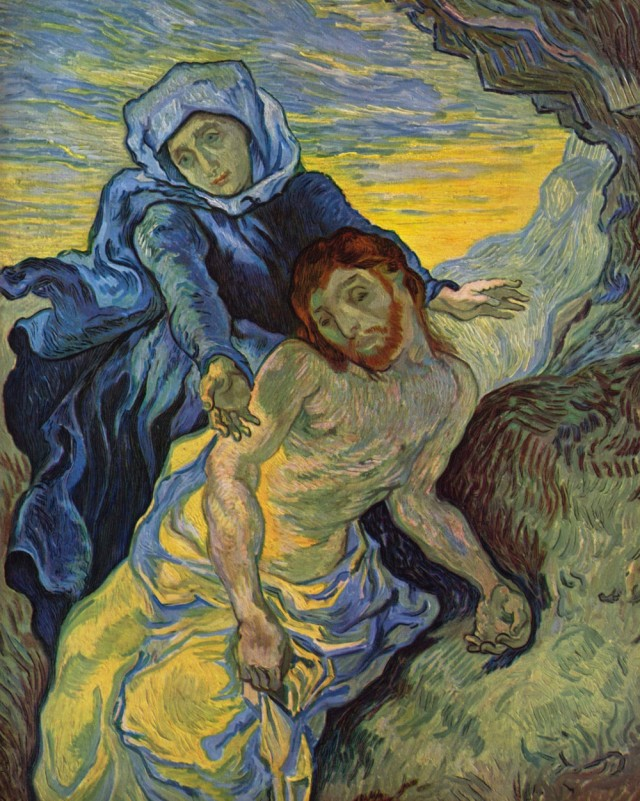 Van Gogh - pietà