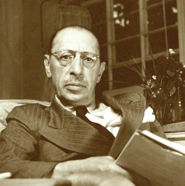 Igor' Fëdorovič Stravinskij