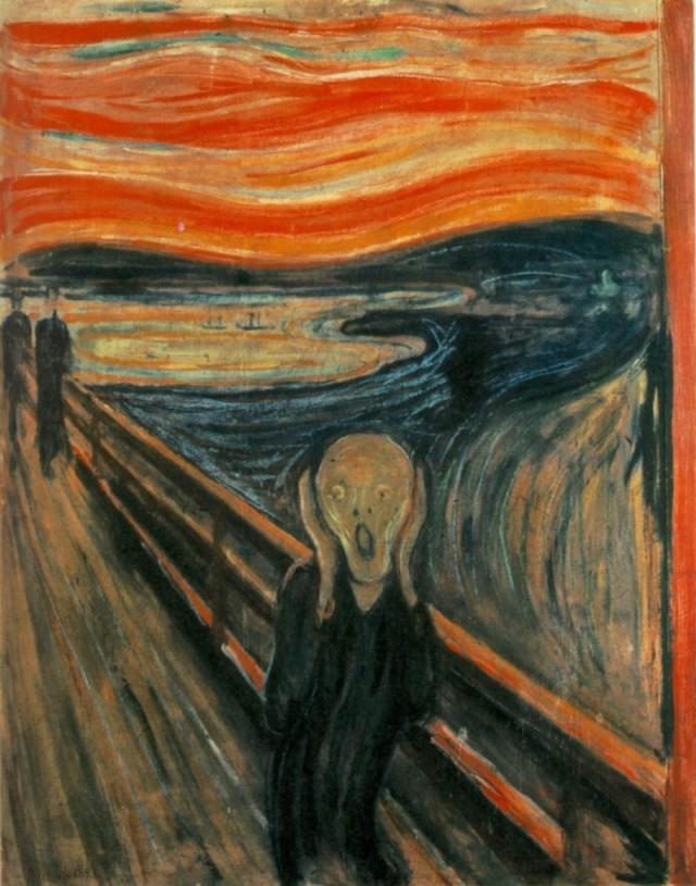 Edward Munch - L'urlo
