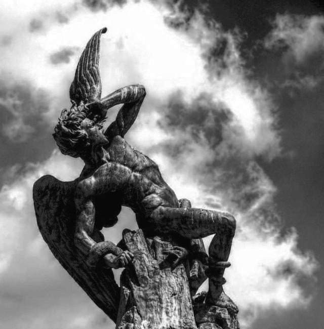 caduta di Lucifero