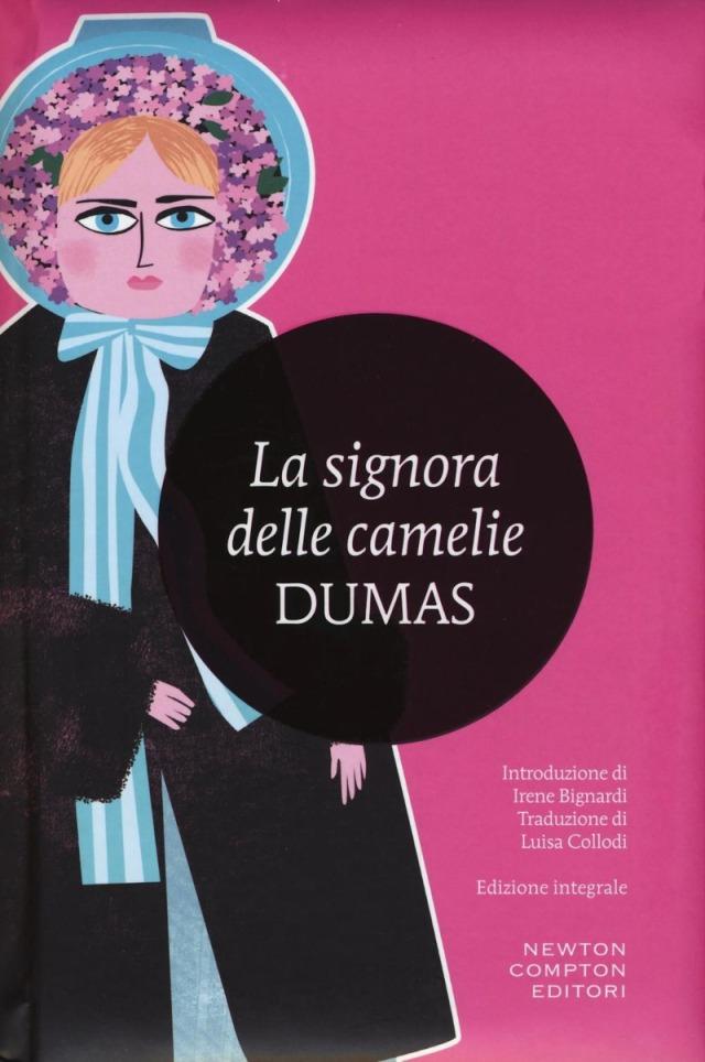 La signora delle camelie - Alexandre Dumas (figlio)