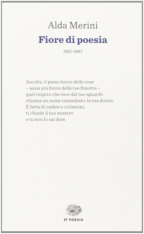 Fiore di poesia - Alda Merini