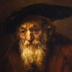 old jew - Rembrandt