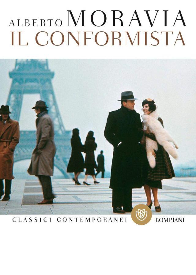 Alberto Moravia - Il conformista - Bompiani