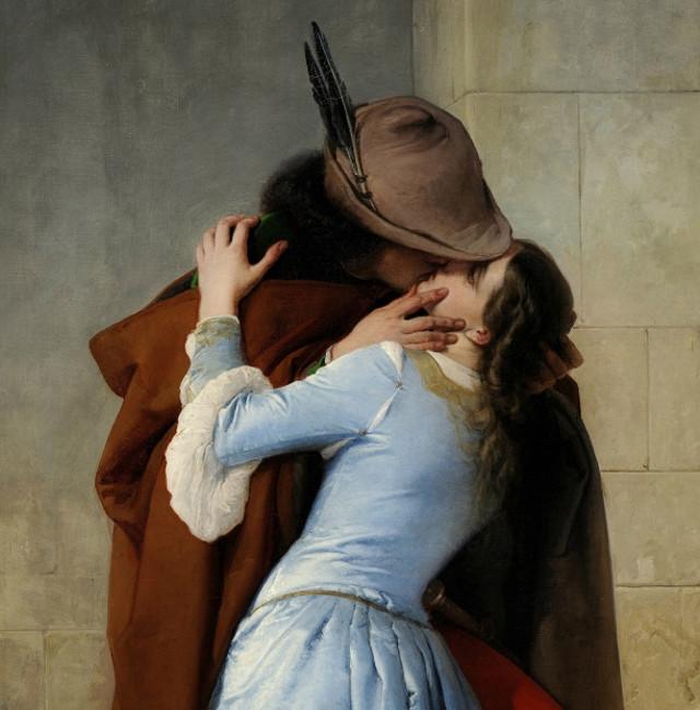 bacio - Hayez