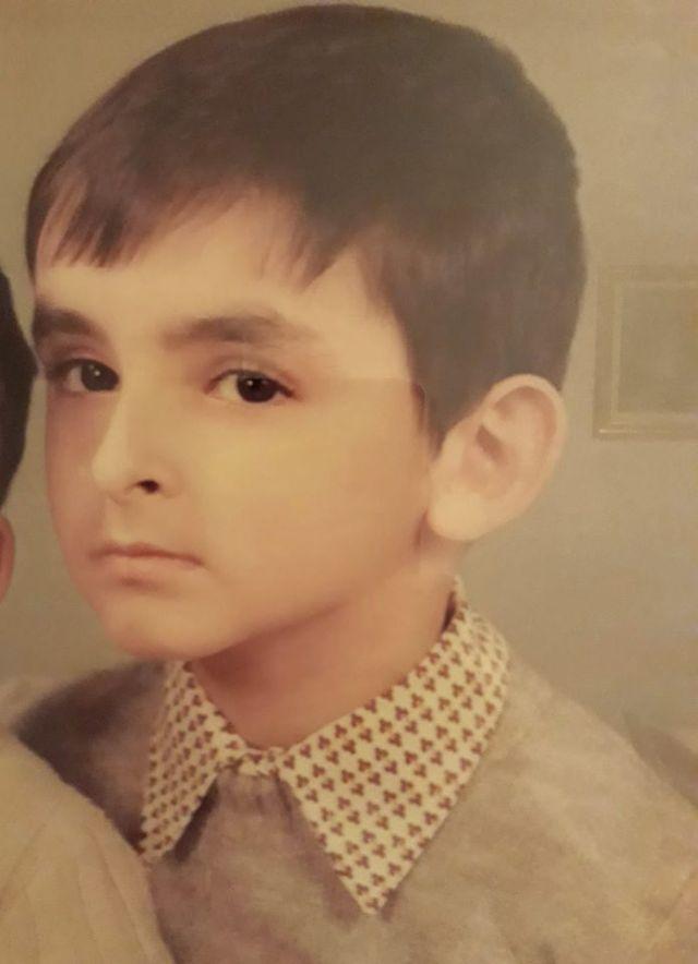 Iannozzi Giuseppe - 5 anni