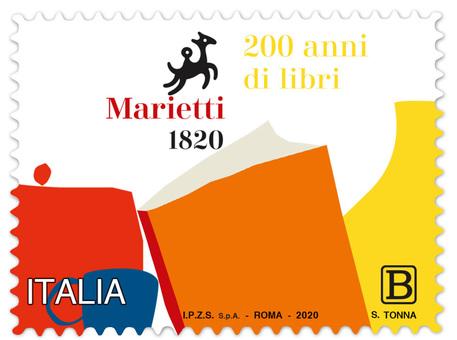 Tre nuovi francobolli culturali: Hoepli, Marietti, Rodari. Emessi oggi, celebrano anniversari