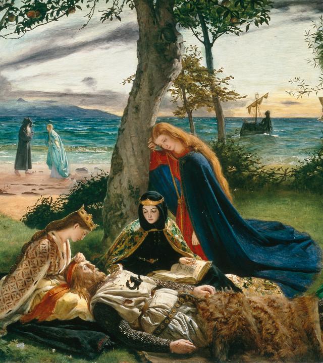 La morte di Re Artù