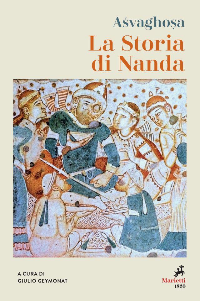 Aśvaghoṣa - La Storia di Nanda - A cura di Giulio Geymonat - Marietti 1820