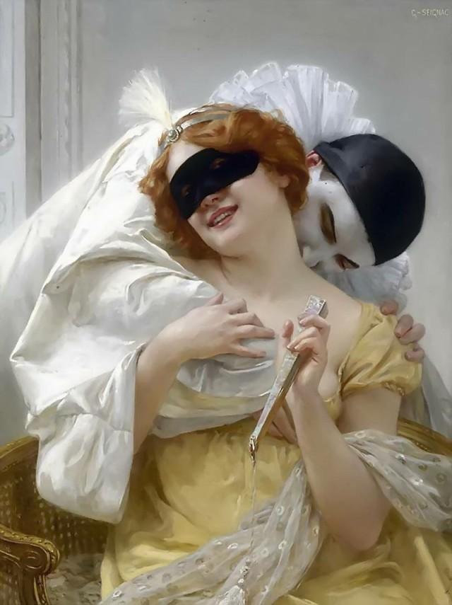 Pierrot - Guillaume Seignac