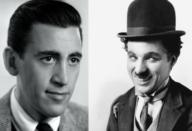 Salinger and Chaplin