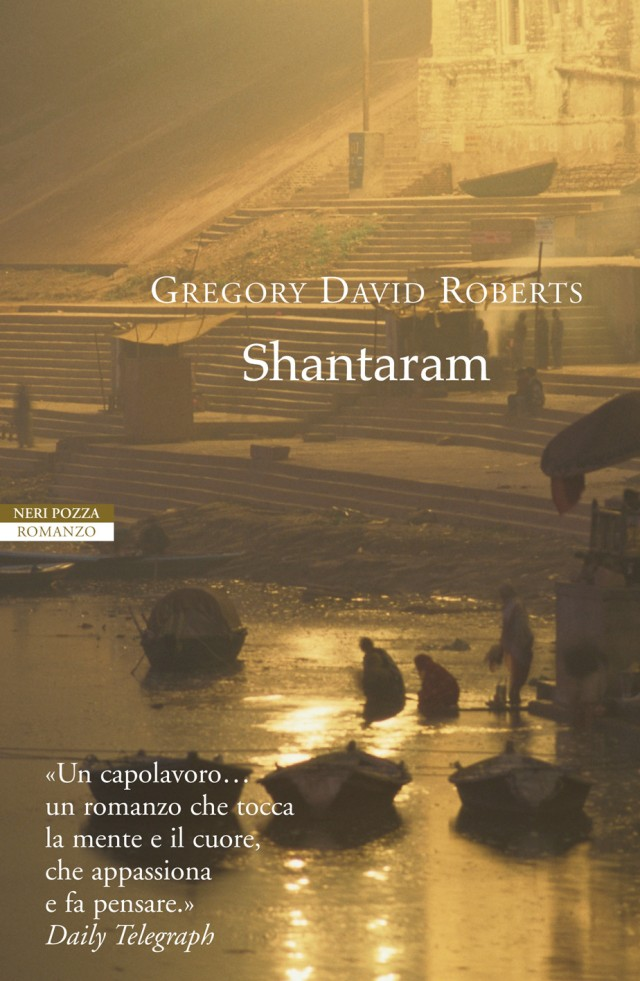 Shantaram - Gregory David Roberts - Neri Pozza