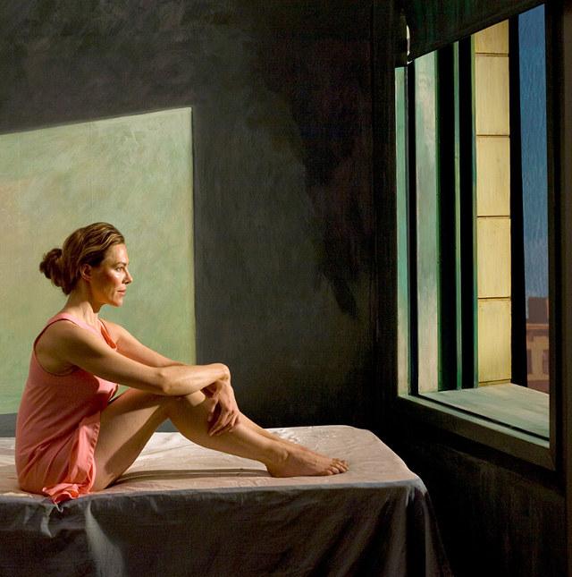 Edward Hopper - ricreazione