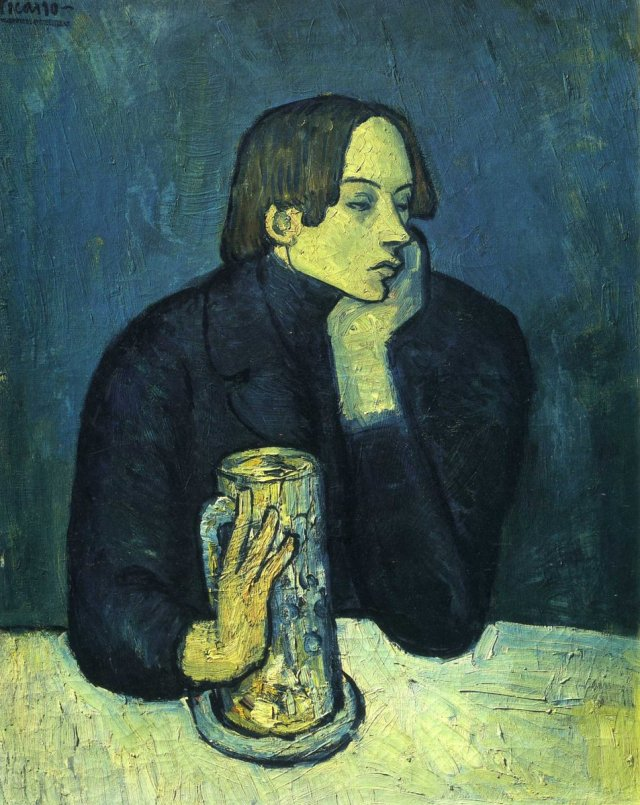 Poet - Pablo Picasso