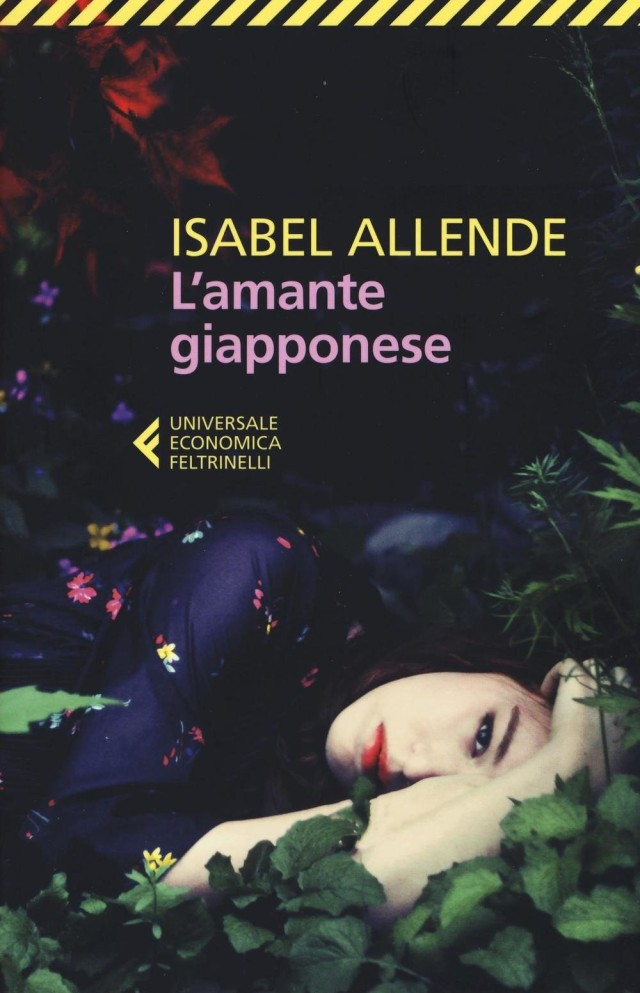 Isabel Allende - L'amante giapponese - Feltrinelli